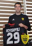 «Анжи» увеличивал зарплату Ревишвили вдвое, но тот выбрал «Краснодар»