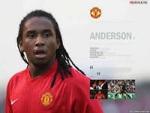 """""""Анжи"""" интересен Андерсон из """"Манчестер Юнайтед"""""""