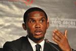 Самюэль Это′О: «Призываю футбольный мир принять драконовские меры против расизма»